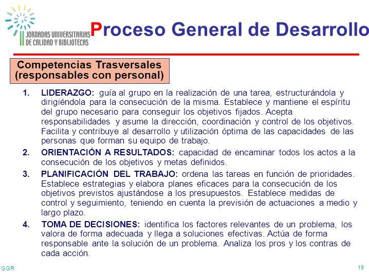 Competencias Trasversales (responsables con personal)