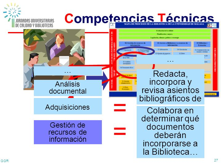 = = Competencias Técnicas Proceso clave