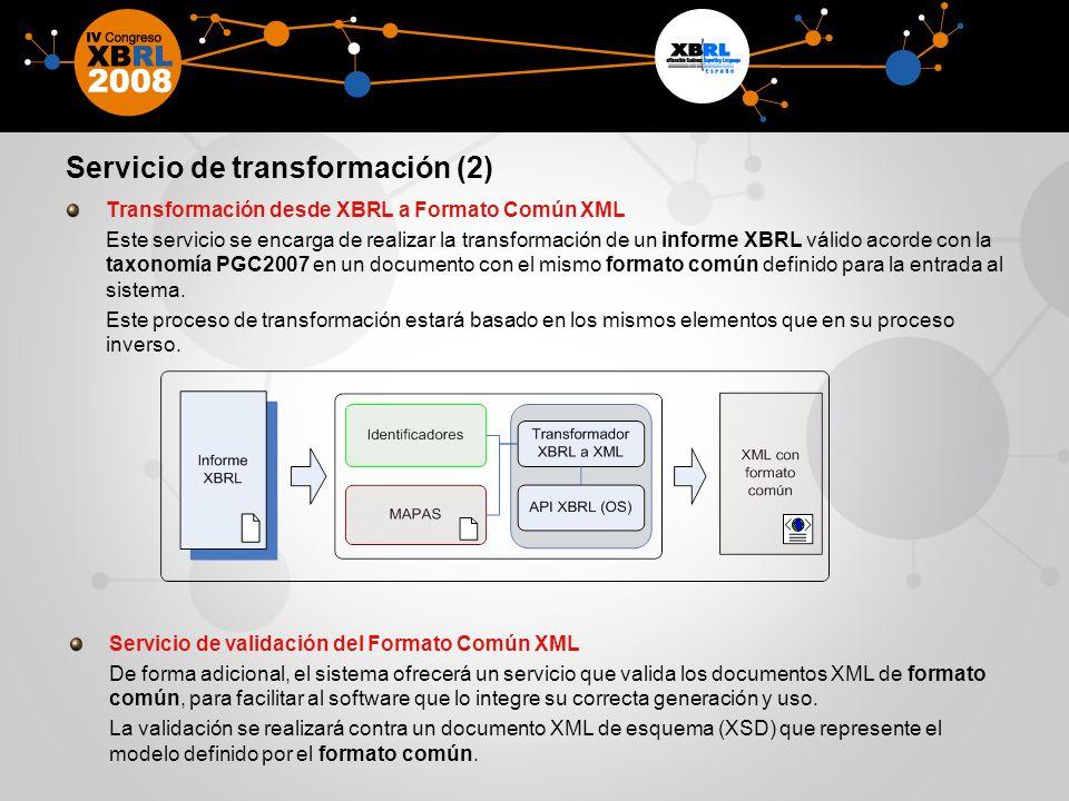 Servicio de transformación (2)