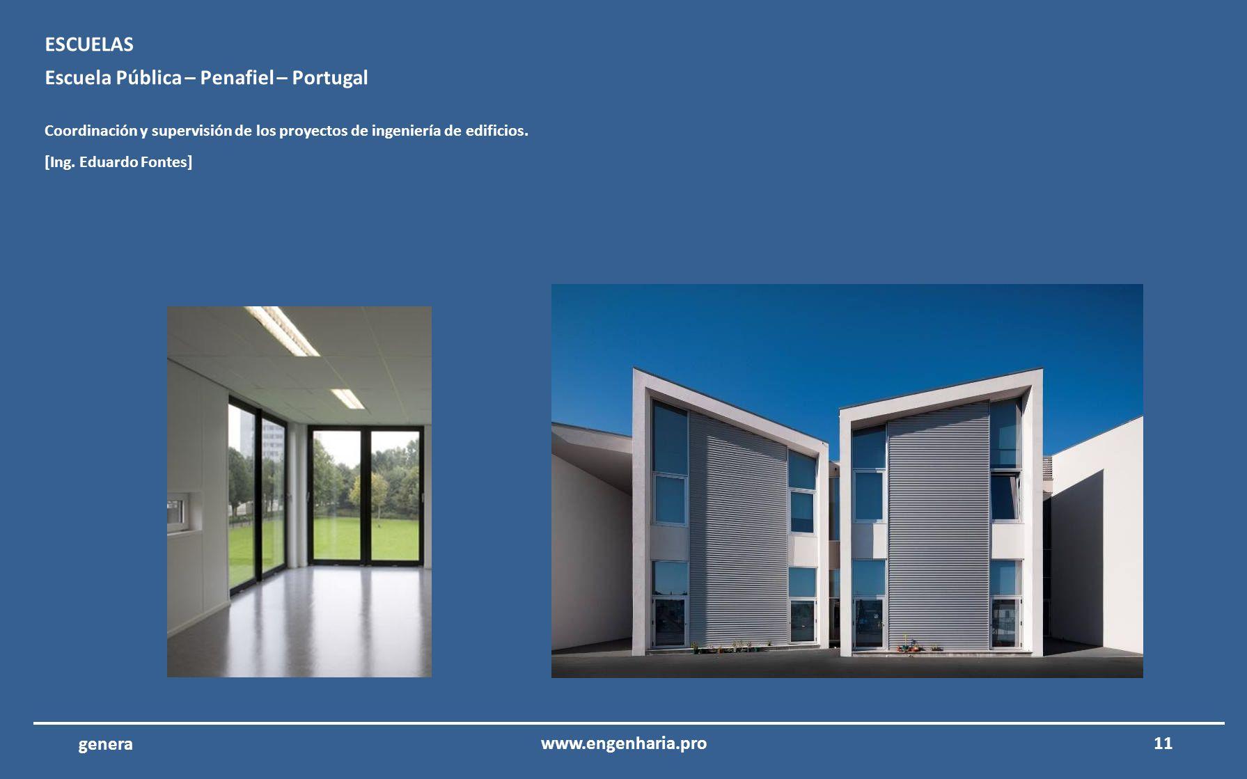 Escuela Pública – Penafiel – Portugal