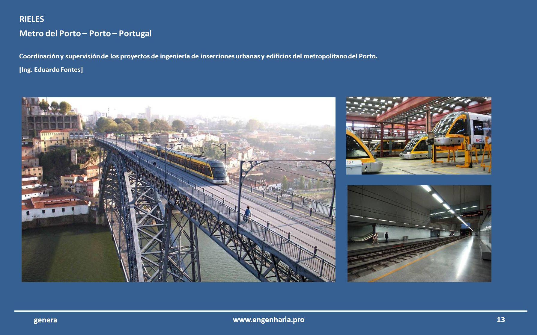 Metro del Porto – Porto – Portugal