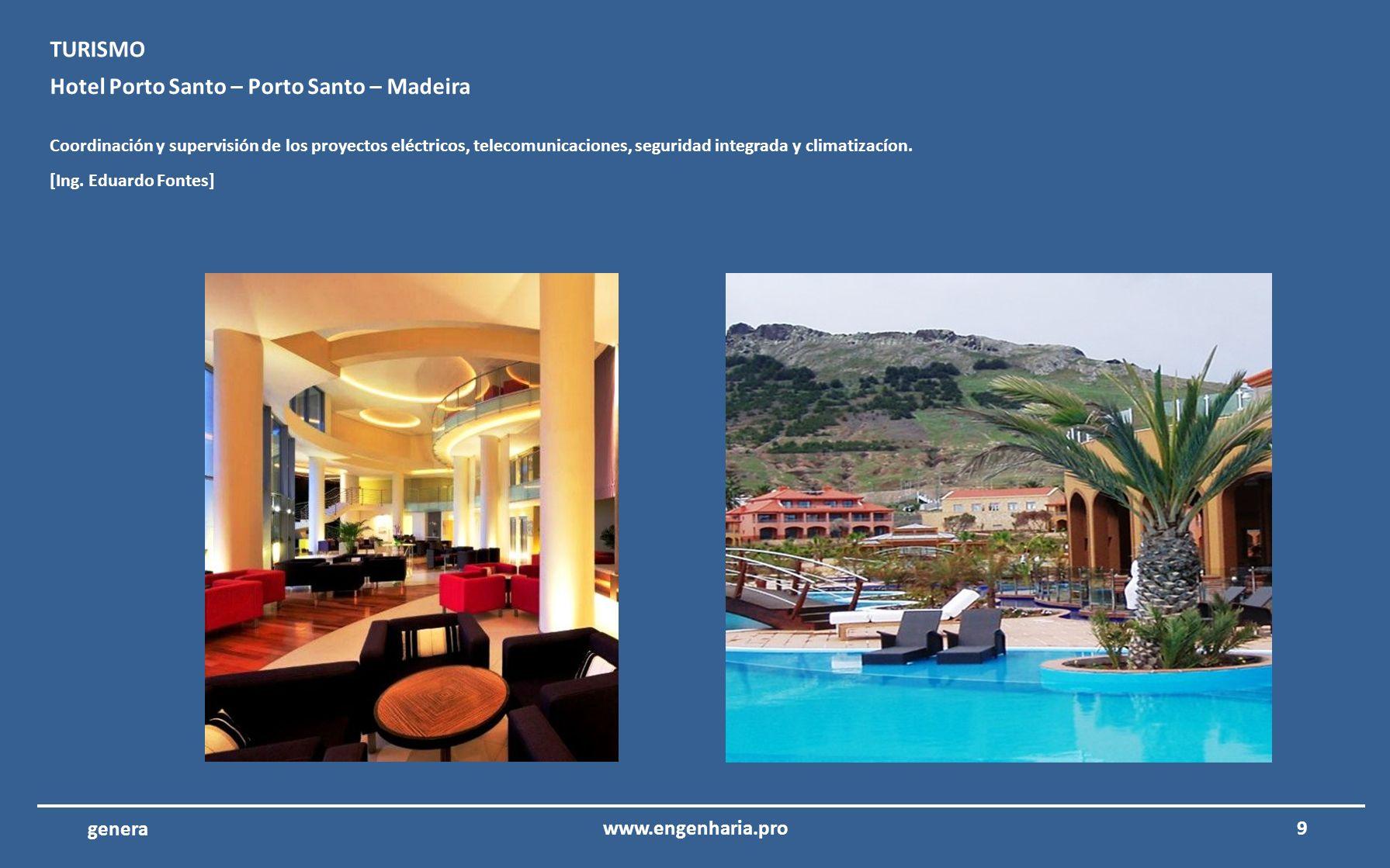Hotel Porto Santo – Porto Santo – Madeira