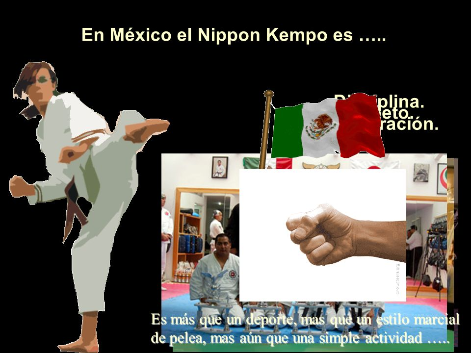 En México el Nippon Kempo es …..