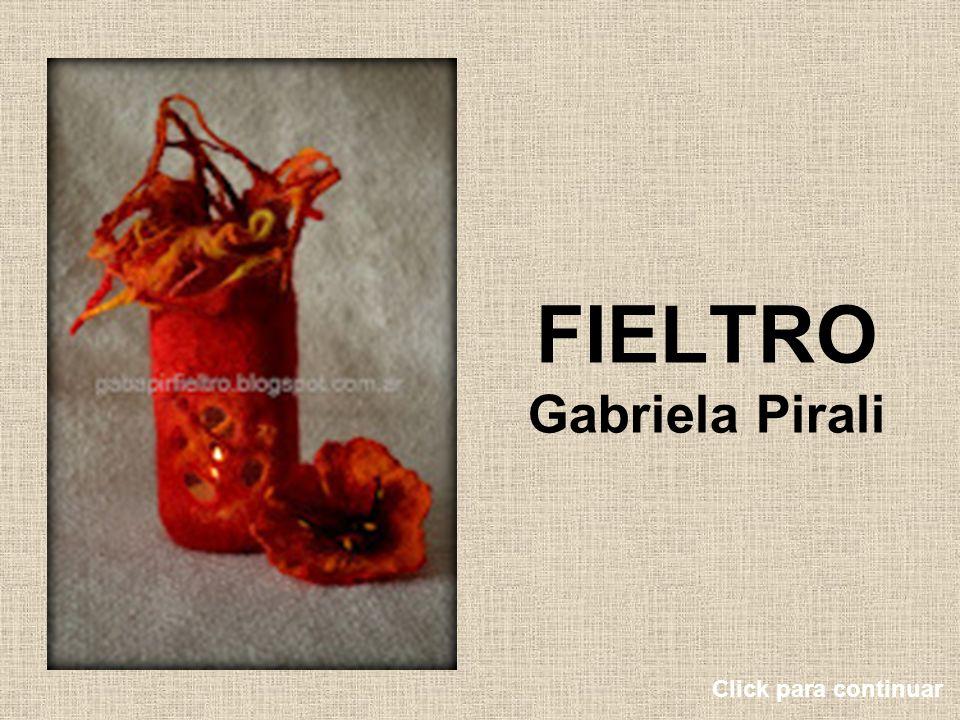 FIELTRO Gabriela Pirali