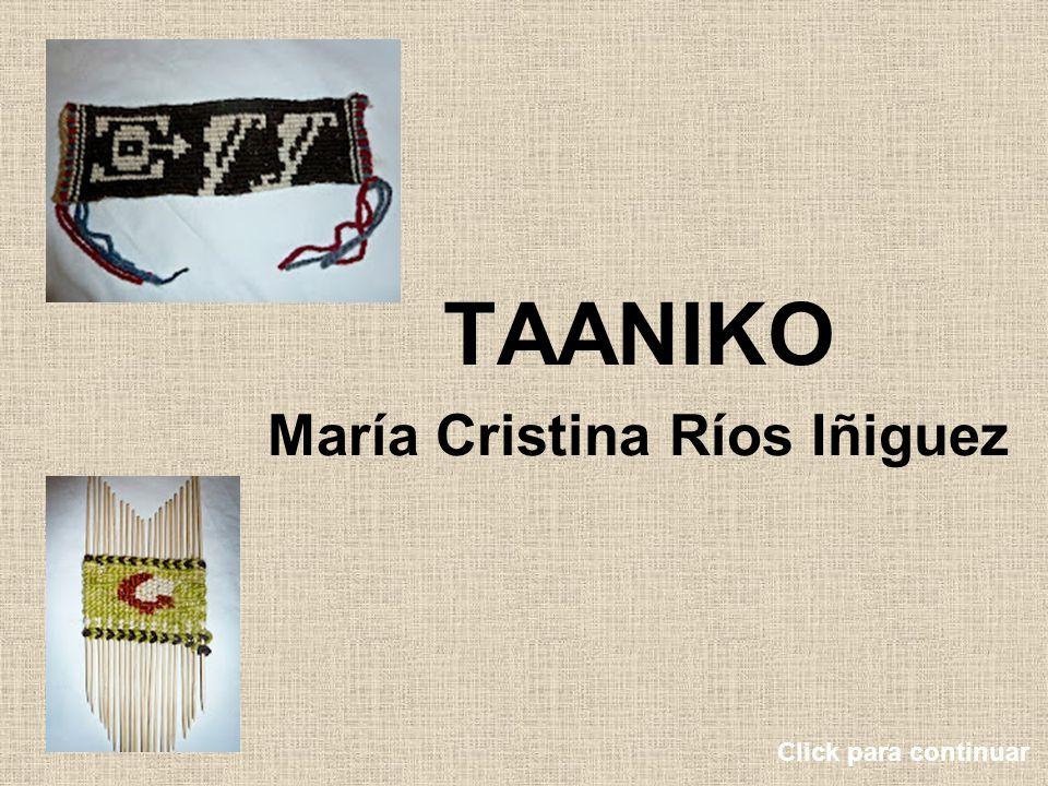 María Cristina Ríos Iñiguez