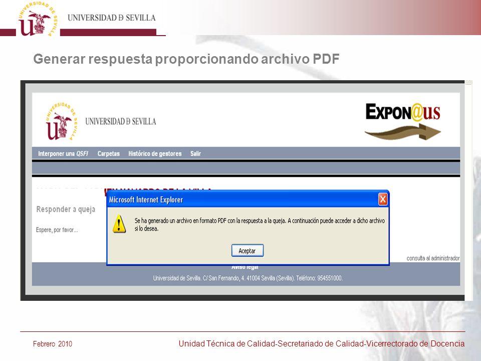 Generar respuesta proporcionando archivo PDF