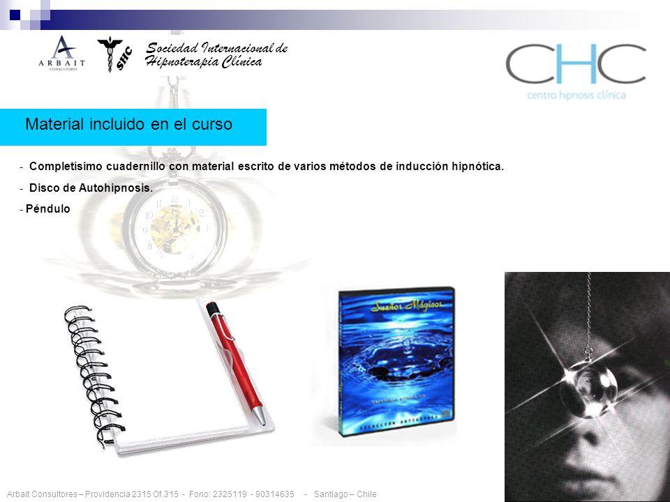 Sociedad Internacional de Hipnoterapia Clínica