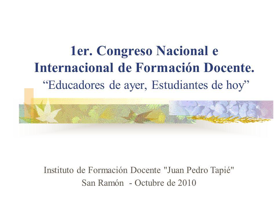 Instituto de Formación Docente Juan Pedro Tapié