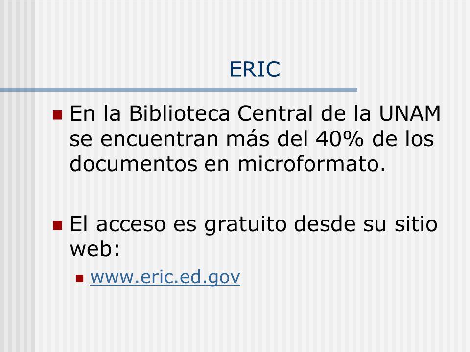 El acceso es gratuito desde su sitio web: