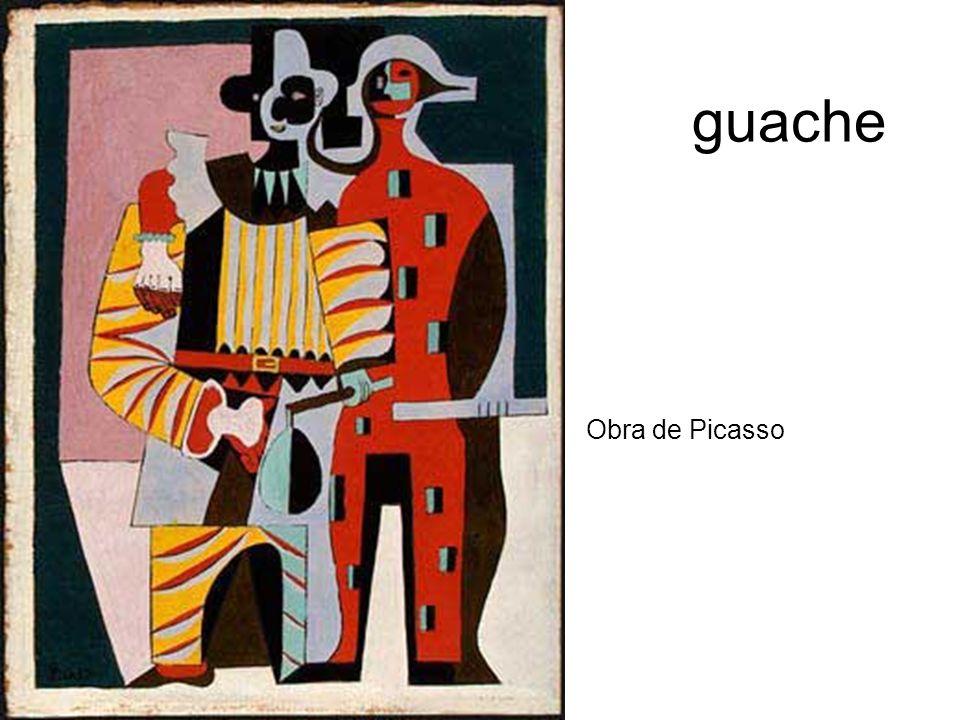 guache Obra de Picasso