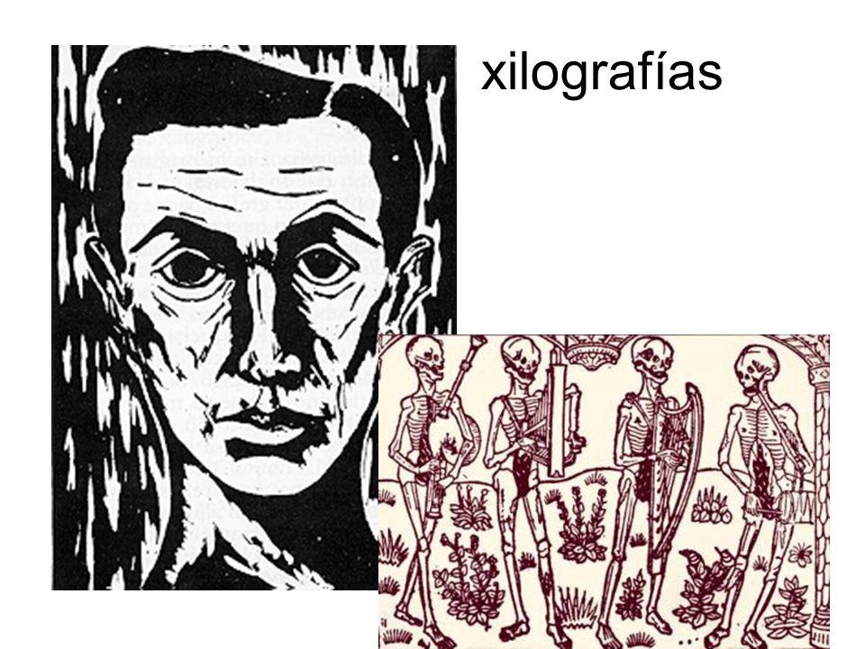 xilografías