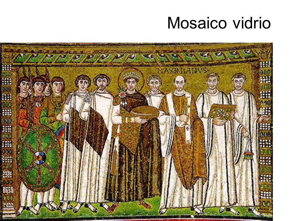 Mosaico vidrio