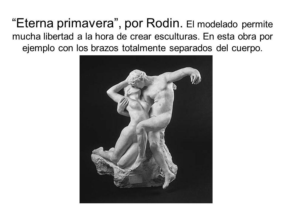 Eterna primavera , por Rodin