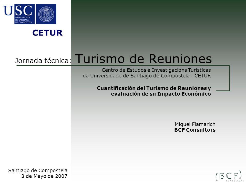 Jornada técnica: Turismo de Reuniones