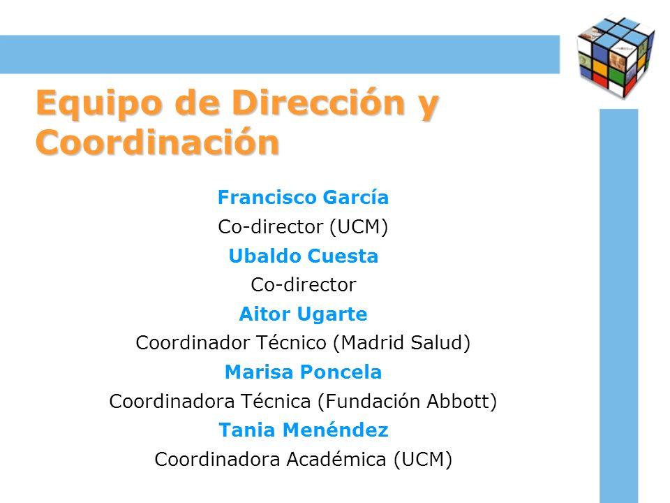 Equipo de Dirección y Coordinación