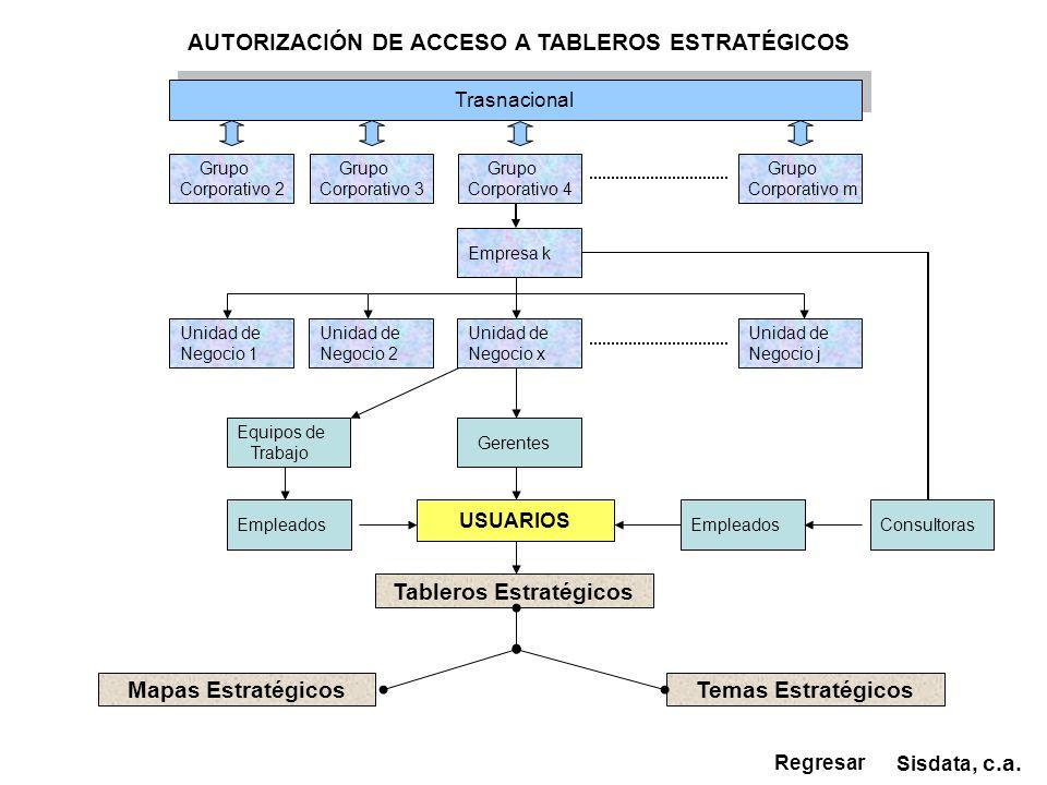 AUTORIZACIÓN DE ACCESO A TABLEROS ESTRATÉGICOS