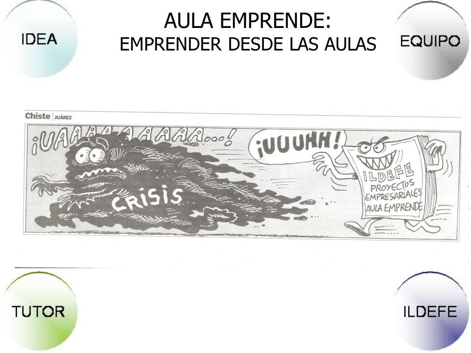 EMPRENDER DESDE LAS AULAS