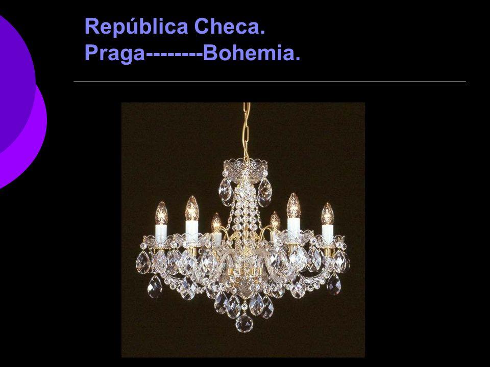 República Checa. Praga--------Bohemia.