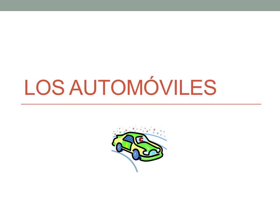 Los automóviles