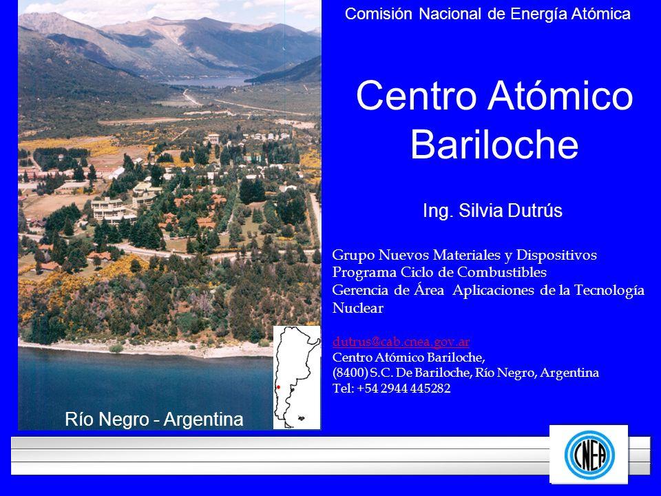 Centro Atómico Bariloche