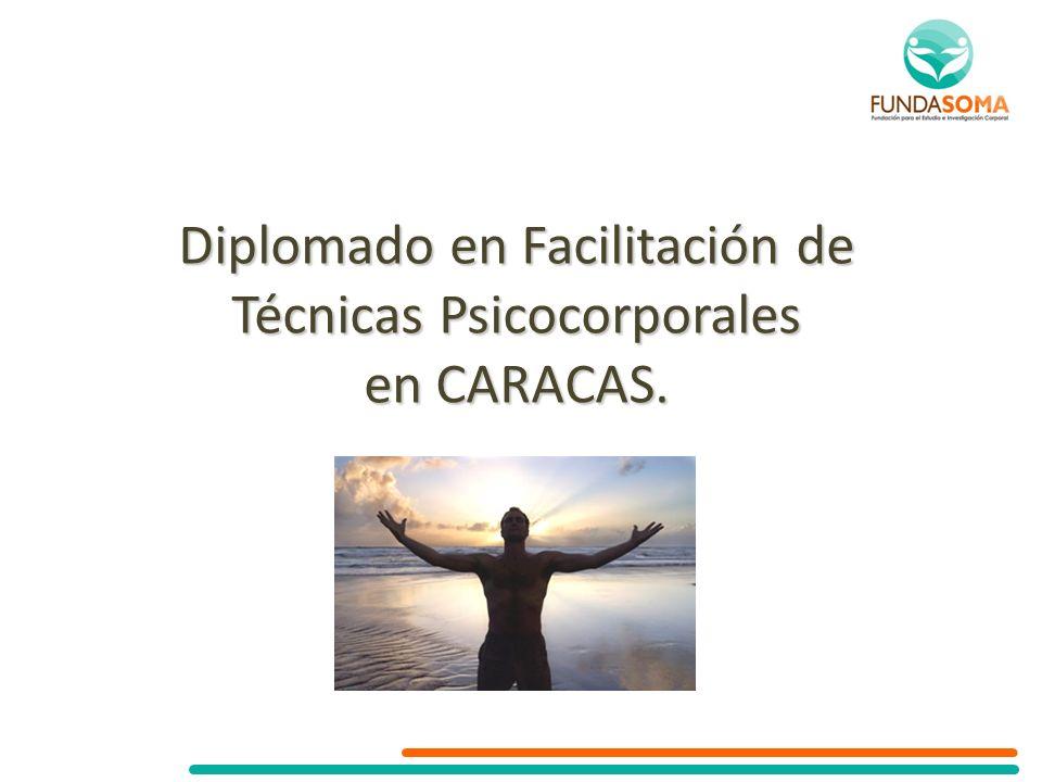 Diplomado en Facilitación de Técnicas Psicocorporales