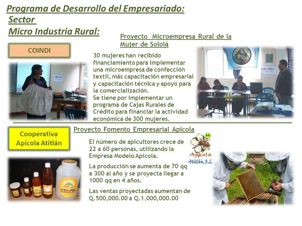 Cooperativa Apícola Atitlán