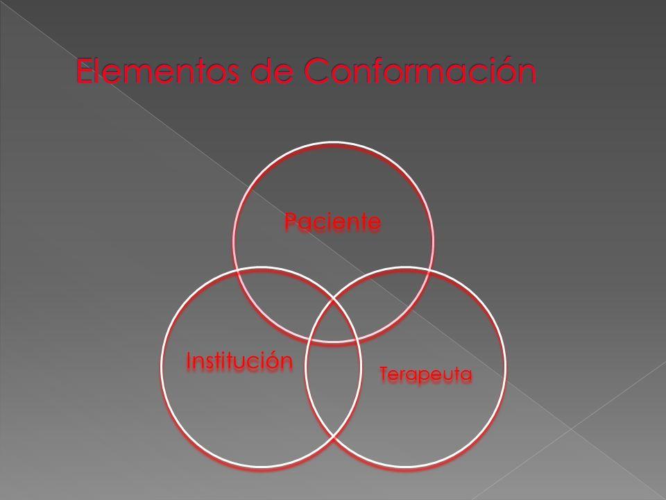 Elementos de Conformación