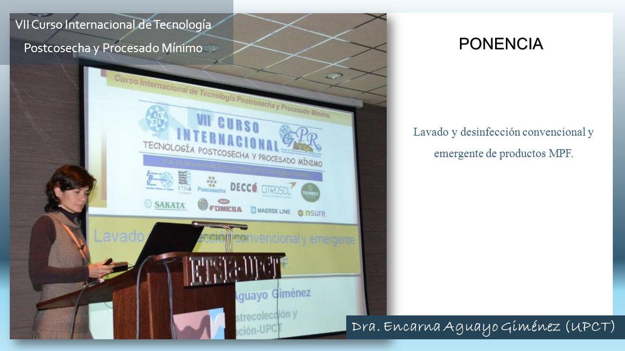 Dra. Encarna Aguayo Giménez (UPCT)