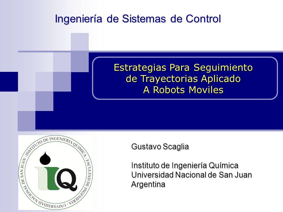 Ingeniería de Sistemas de Control