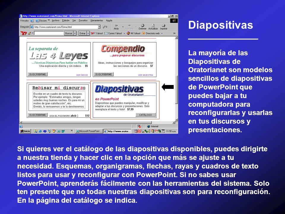 Diapositivas __________________