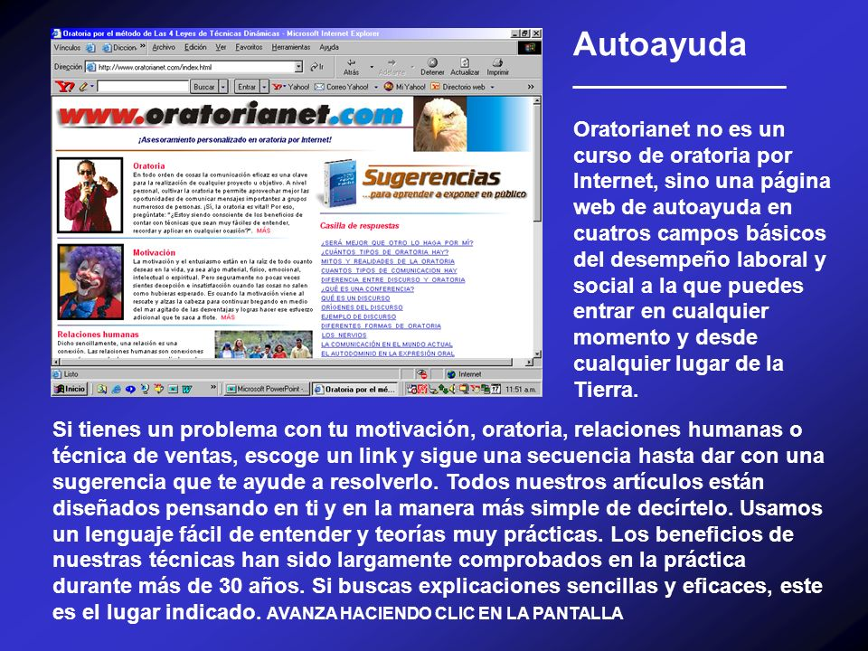 Autoayuda __________________