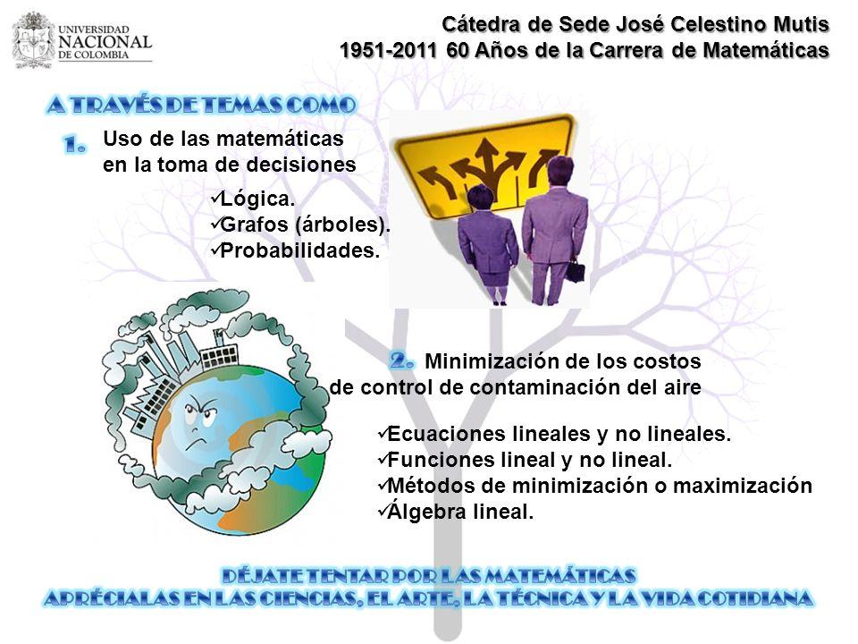 Cátedra de Sede José Celestino Mutis