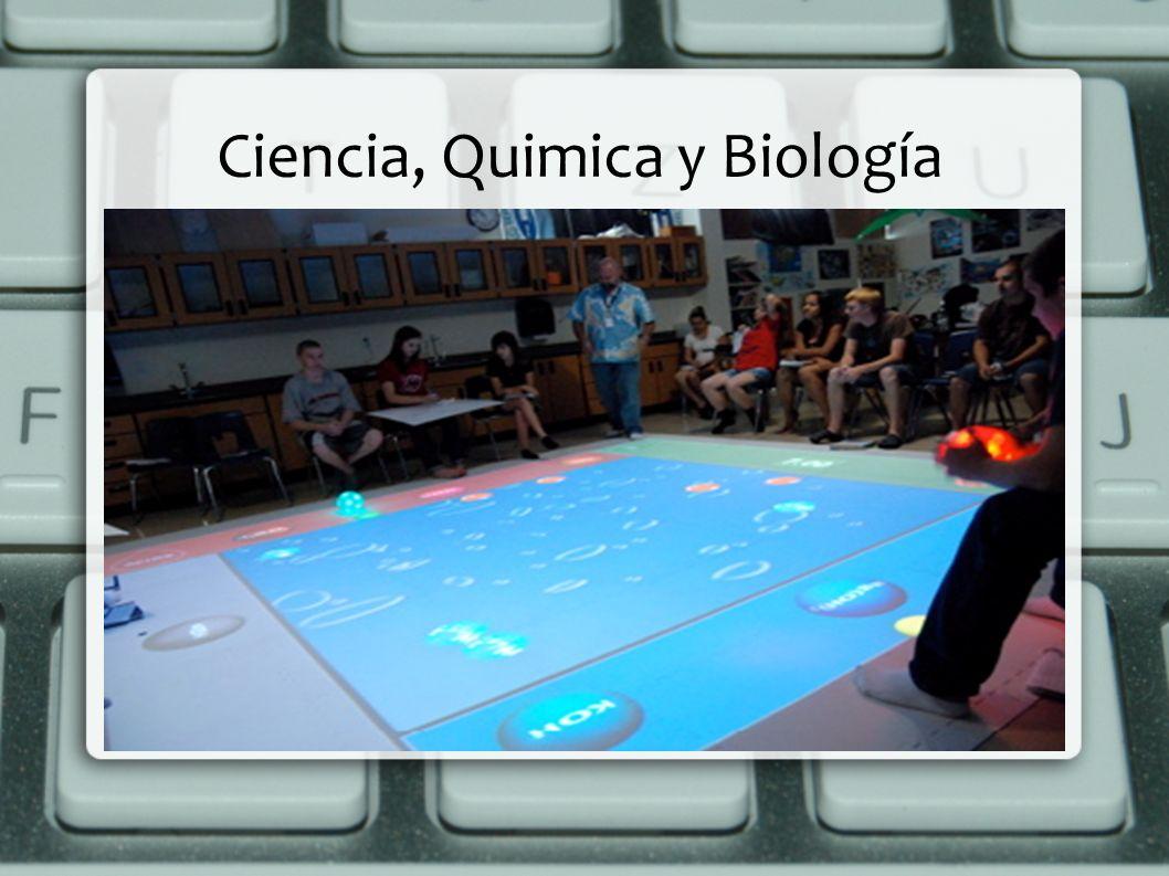 Ciencia, Quimica y Biología