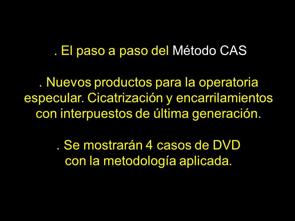 . El paso a paso del Método CAS