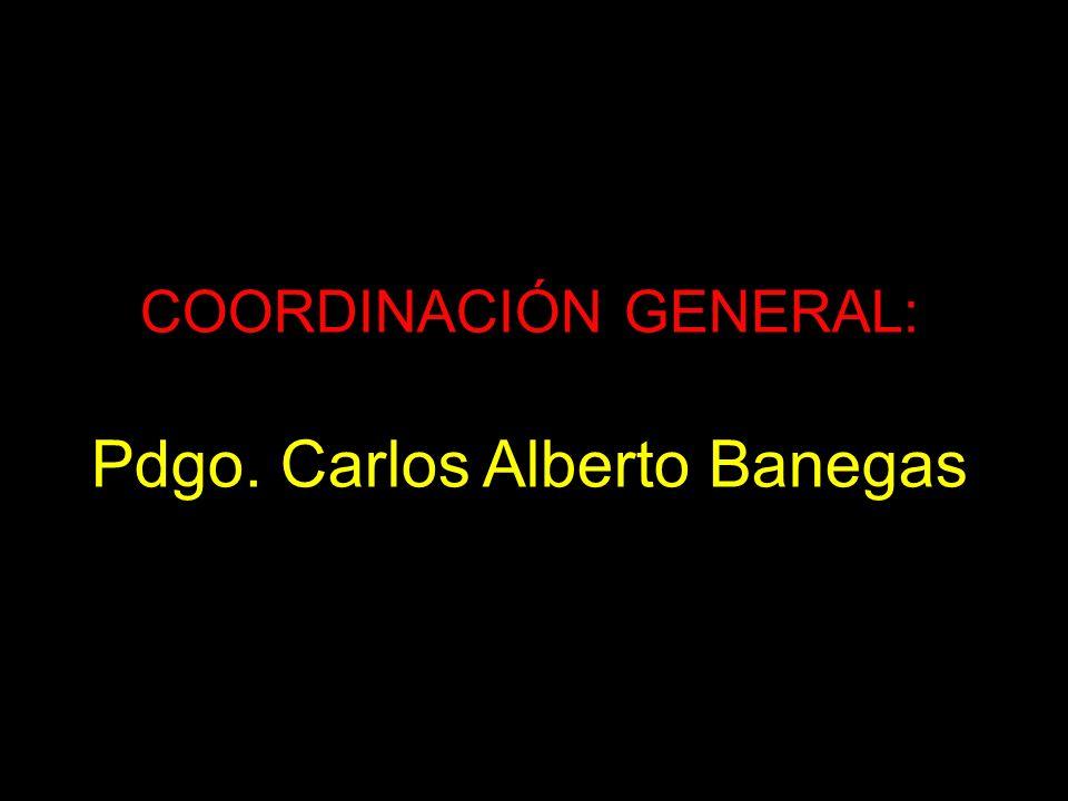 Pdgo. Carlos Alberto Banegas
