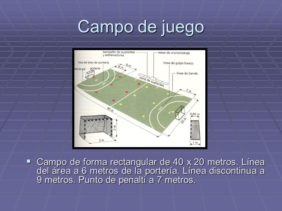 Campo de juego