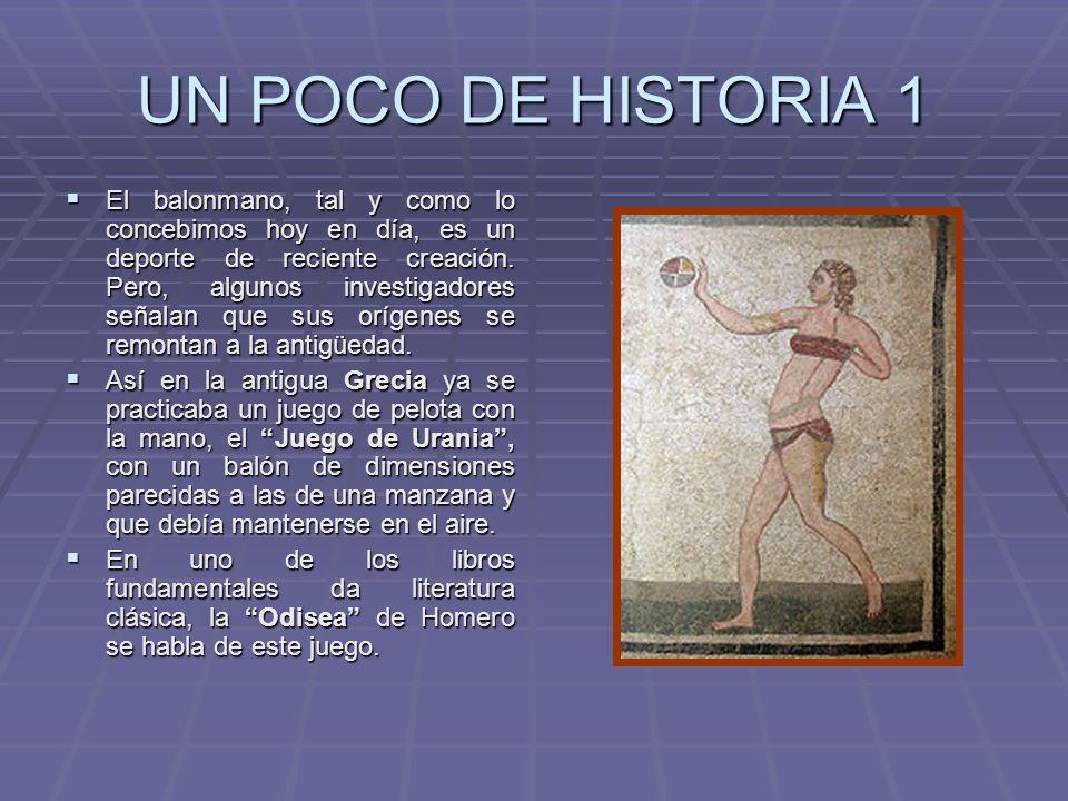 UN POCO DE HISTORIA 1