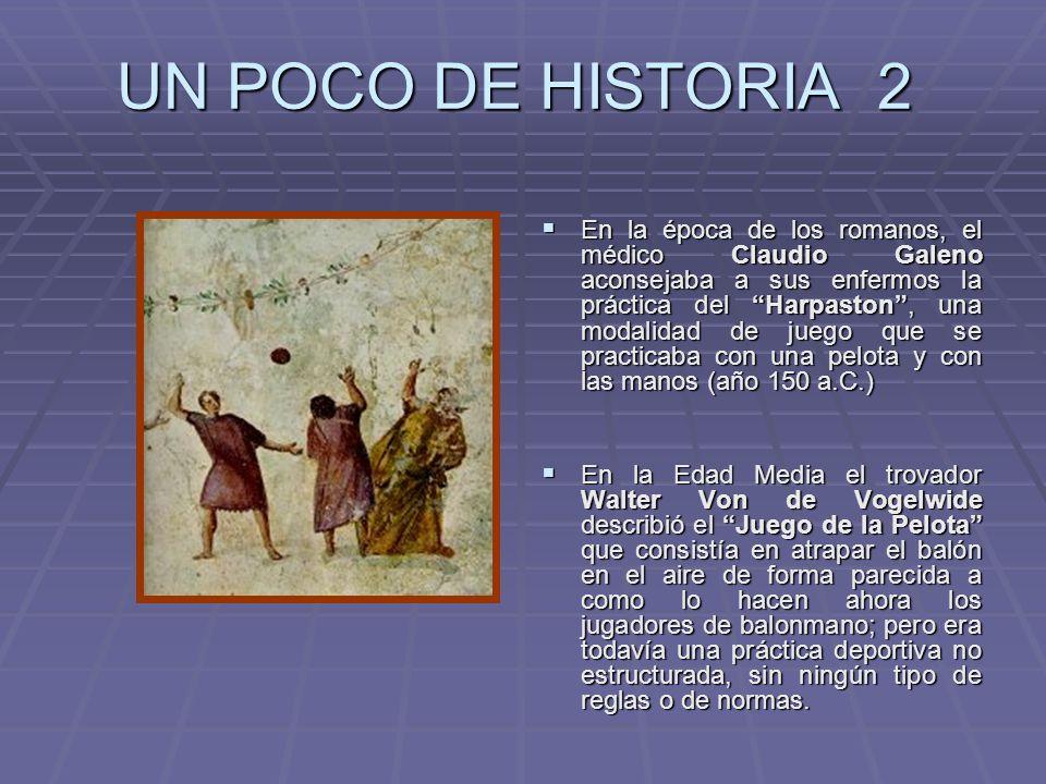 UN POCO DE HISTORIA 2