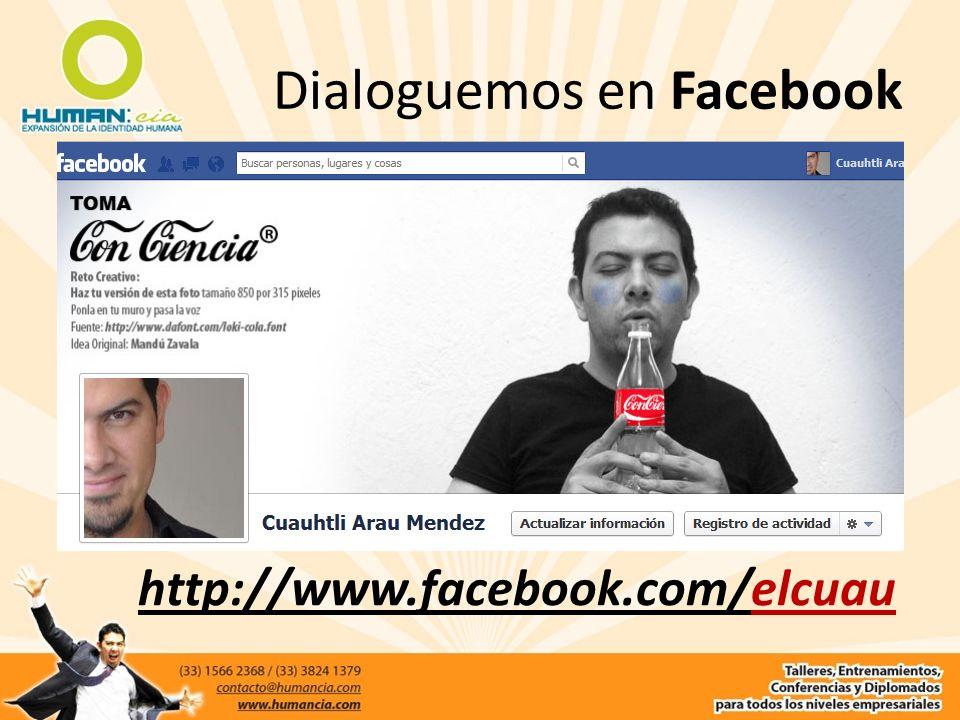 Dialoguemos en Facebook