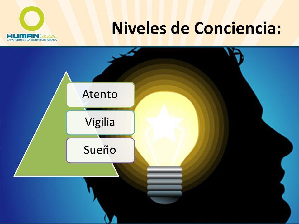 Niveles de Conciencia: