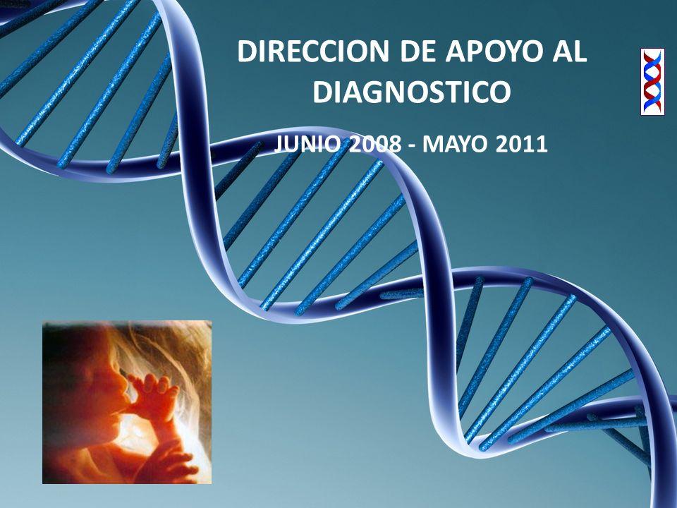 DIRECCION DE APOYO AL DIAGNOSTICO