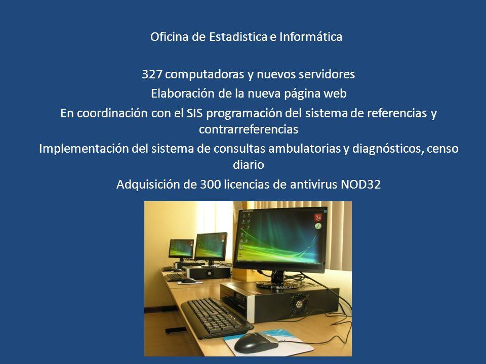 Oficina de Estadistica e Informática