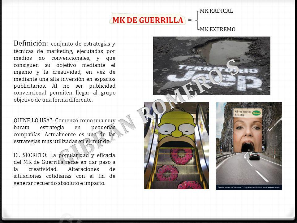 GIBRAN ROMERO S MK DE GUERRILLA =