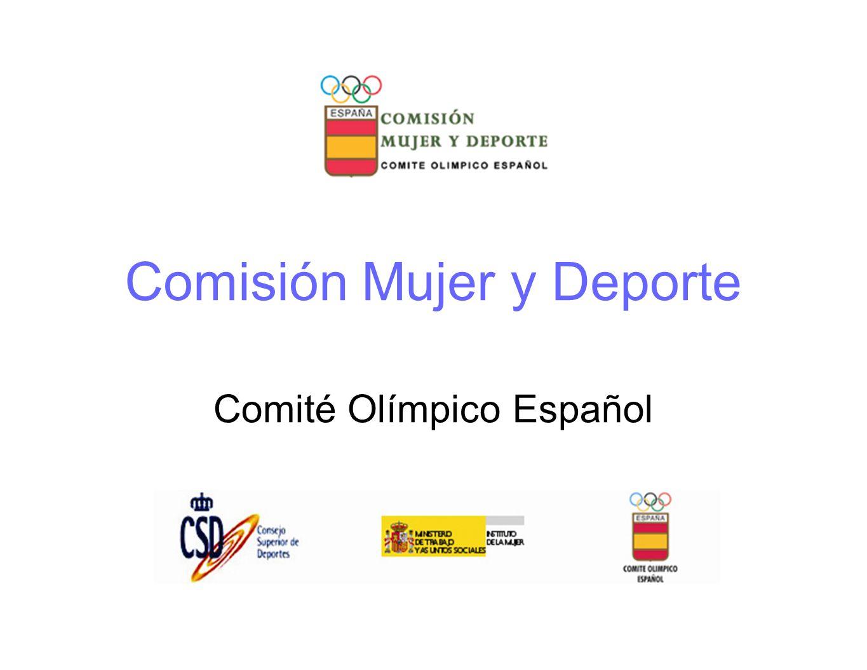 Comisión Mujer y Deporte