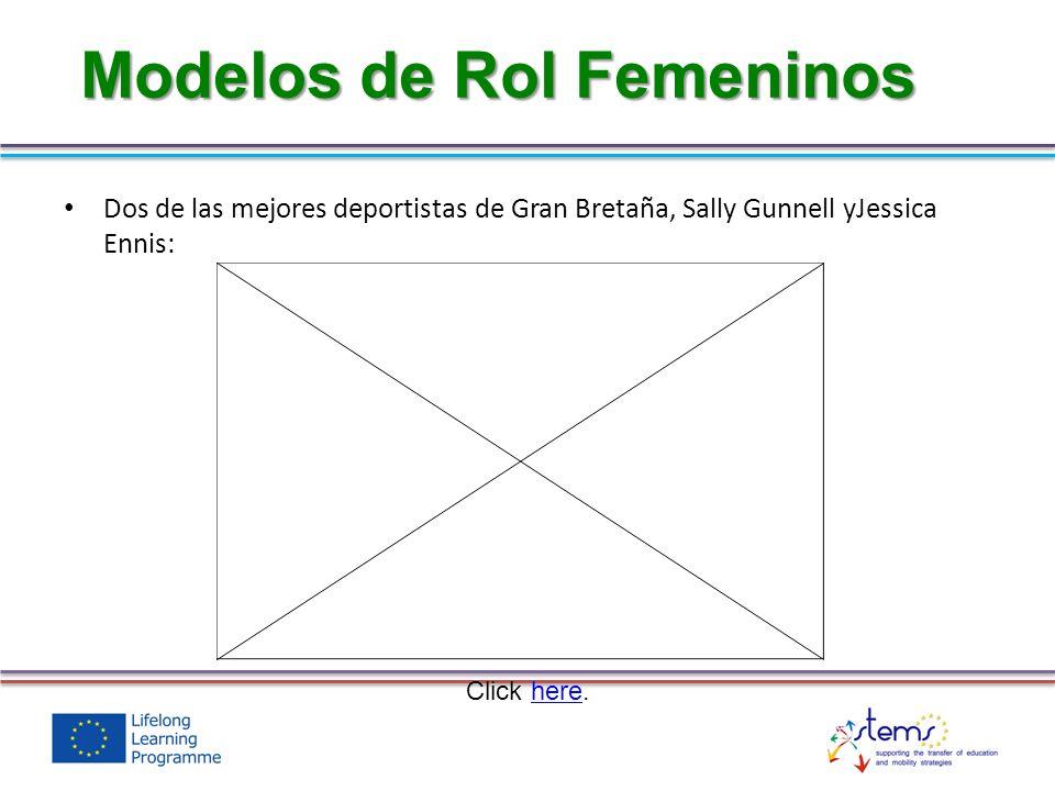 Modelos de Rol Femeninos