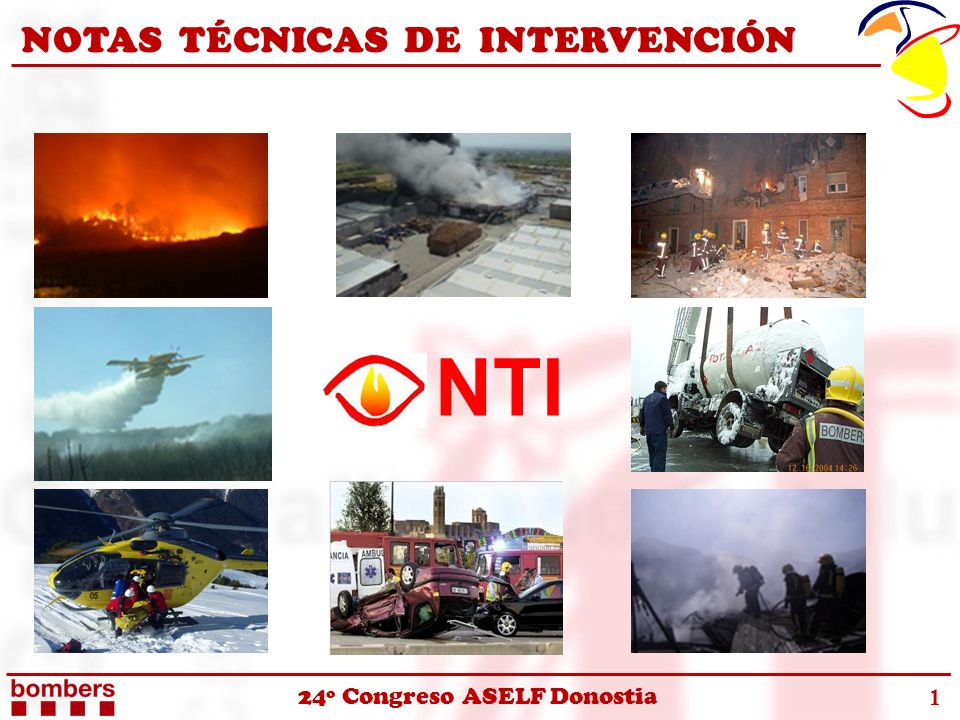 NOTAS TÉCNICAS DE INTERVENCIÓN