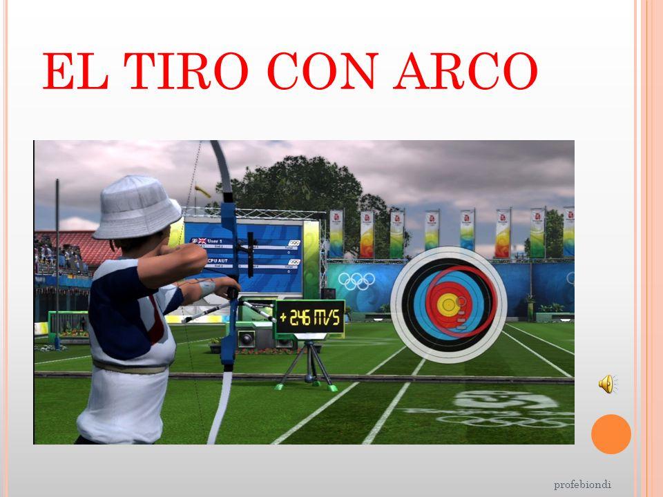 EL TIRO CON ARCO profebiondi