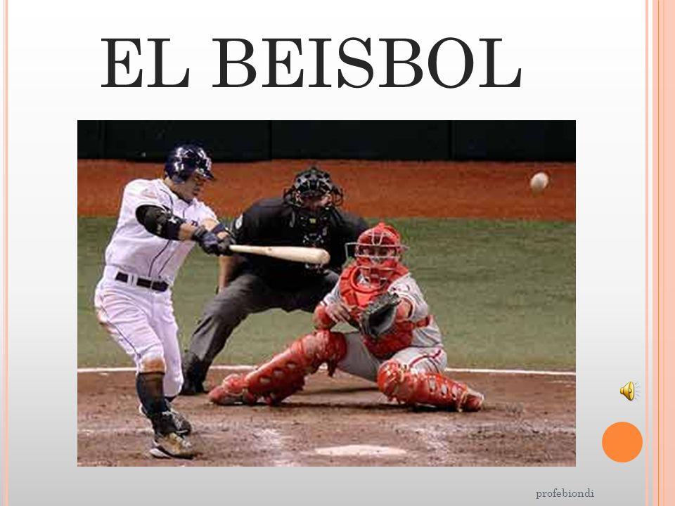 EL BEISBOL profebiondi
