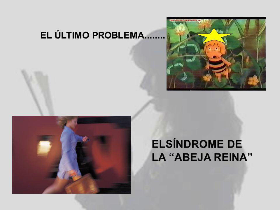 ELSÍNDROME DE LA ABEJA REINA