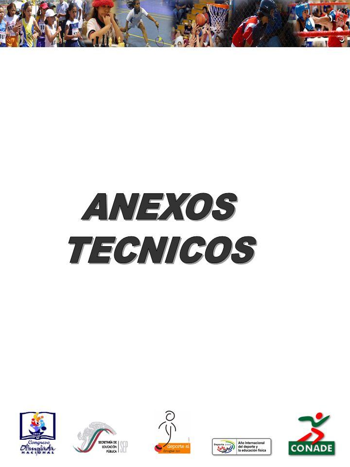 ANEXOS TECNICOS